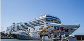 Woman Overboard From Cruise Ship