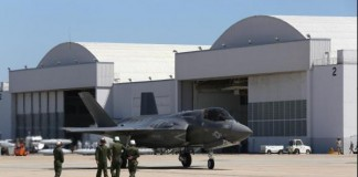 Wing Crack Discovered On F-35 Test Plane