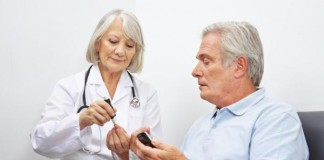 Diabetes-Related Amputations Fall