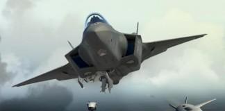 F-35's Joint Strike Missile Completes Flight Test