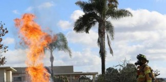 Firefighters Fry Turkey Wrong, Set Afire
