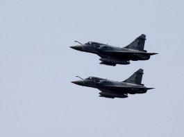 French Airstrikes Pound Islamic State