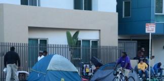 Homelessness Declining