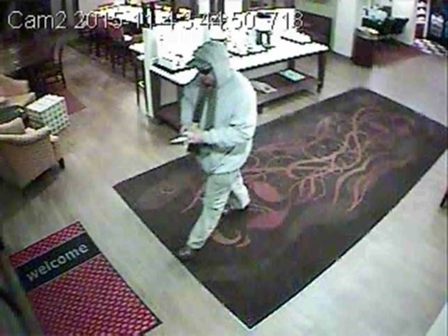 Hotel Robbery 1