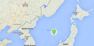 Abandoned North Korean Fishing Boats