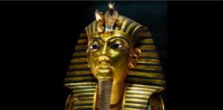 King Tut Tomb Scans