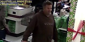 Logan Police Looking For Suspect