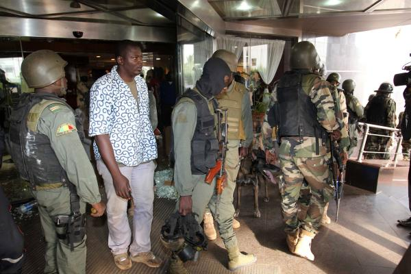 Gunmen-storm-Mali-hotel-killing-three-80-hostages-released