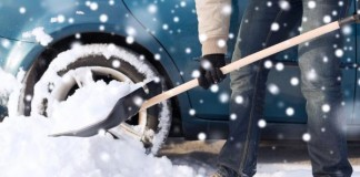 Midwestern Cities See Heavy Snow