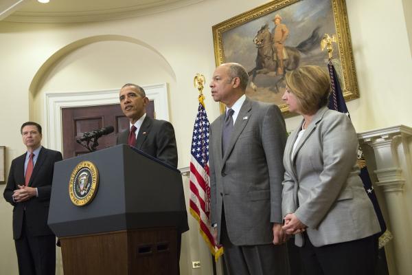 Obama Talks About San Bernadino Tragedy