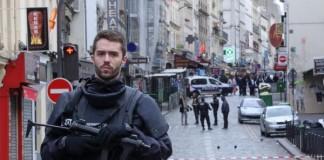 Possible Suicide Bomb Vest Found In Paris