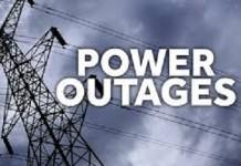 Lose Power Across Utah