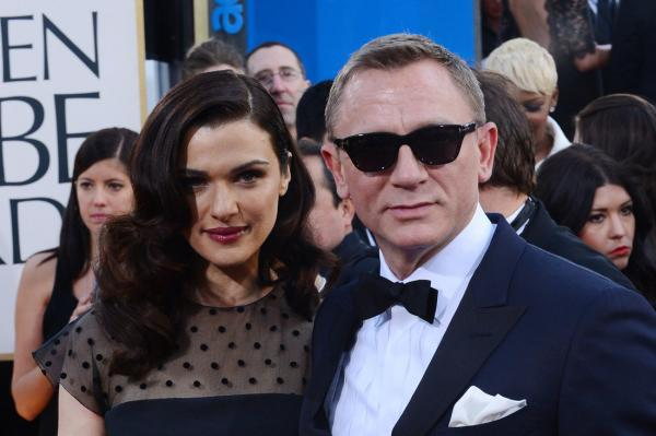 Rachel Weisz Works to Keep Daniel Craig Marriage Private