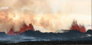 Role Volcanism Played In Extinguishing Dinos