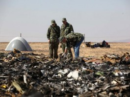 Russian Plane Crash Was 'Terrorist Act'
