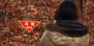 South Korea To Deploy Drones At Demilitarized Zone