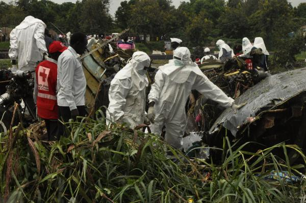 South-Sudans-crashed-plane-was-in-no-condition-to-fly-says-maker