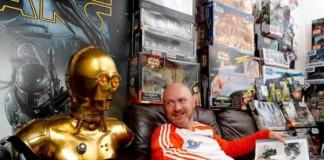Star Wars Fan Offers Bed And Breakfast In His Shrine