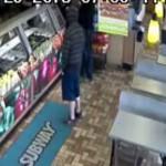 Subway robber 1