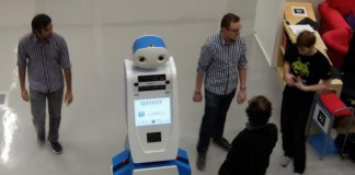 Swedish Robot To Help Guide Travelers