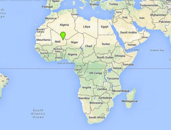 Three Killed In Extremist Attack On Mali United Nations Base - Where is mali located