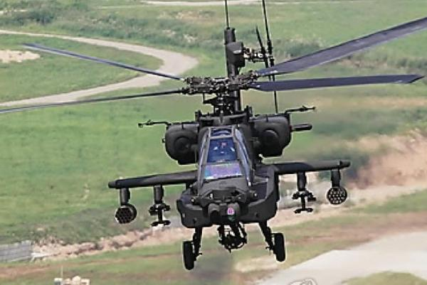 Elicottero S 64 F : U s military helicopter crash in south korea kills two