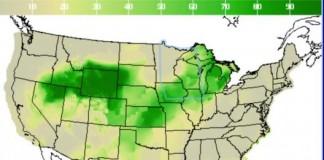 Wet Weather Expected Across U.S.