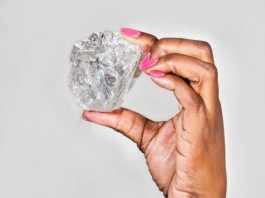 Second-Largest Diamond