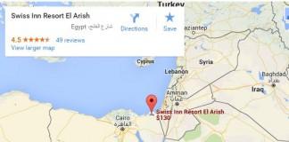 Islamic State Attack On Sinai Hotel