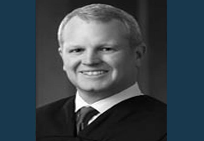 John A. Pearce As Utah Supreme Court Justice