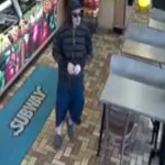 Suspect Who Robbed Two Subways At Knifepoint