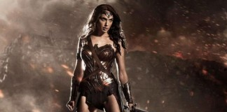 Gal Gadot Shares Wonder Woman Photo