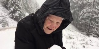 The Joy Of Making A Snowball