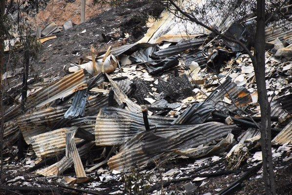 116 Homes Lost In Victoria Bushfire