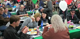 Weber County Library Shares Holiday Meal