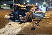 Metro Gang Unit Agent Involved In Crash