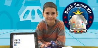 8-Year-Old Boy, Father Invent Sound Kit Add-On