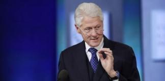 Fire At Former President Clinton's Boyhood Arkansas Home