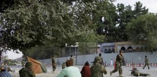 Kandahar Airport Taliban Assault