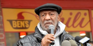 Bill Cosby Charged