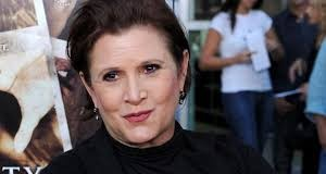Carrie Fisher Pressured to Lose Weight
