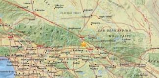 Earthquakes Rattle Northern, Southern California