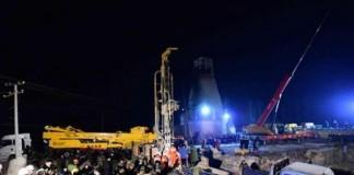 Survivors Found In China Mine