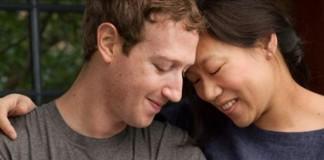 Facebook Chief Zuckerberg Announces Baby Girl