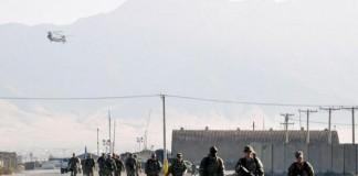 Suicide Bomber Attacks U.S.-Afghan Patrol Near Bagram Airfield
