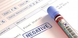 HIV Diagnoses Drop