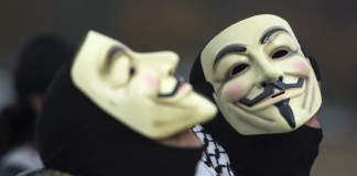 Anonymous Sets Sights On Donald Trump