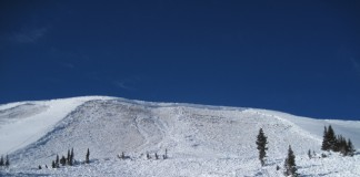 Avalanche In Double Hill Region