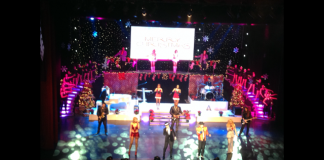 Dancers Get Chance To Perform In Vegas' Legends Christmas Tribute