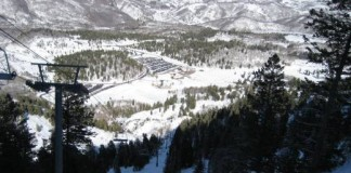 Avalanche At Snowbasin